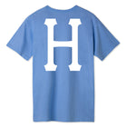 Load image into Gallery viewer, HUF Essentials Classic H T-Shirt Mens Printed Tee Greek Blue