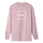 Load image into Gallery viewer, HUF Domestic Long Sleeve T-Shirt Mens LS Tee Coral Pink