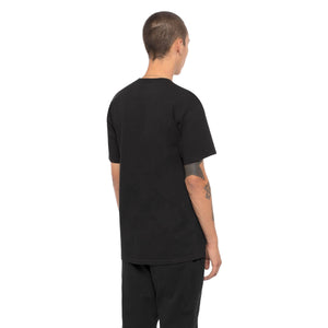 HUF Essentials Og Logo T Shirt Mens Logo Tee Black