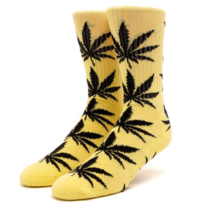 Huf Plantlife Sock Lemon