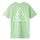 Load image into Gallery viewer, HUF Essentials Triple Triangle T-Shirt Mens Printed Tee Mint