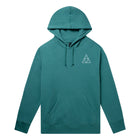 Load image into Gallery viewer, HUF Triple Triangle Pullover Hoodie Bold Teal
