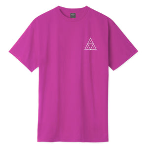 Triple Triangle T-Shirt Coral