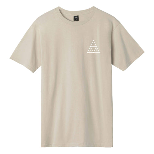 Huf Triple Triangle T-shirt Natural