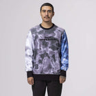 Load image into Gallery viewer, Huf Euphoria Crewneck Black