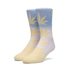 Load image into Gallery viewer, HUF Fade Dye Plantlife Socks Sunset Yellow