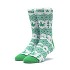 Load image into Gallery viewer, HUF Fair Isle Sock Mens Sock Green