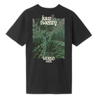 Load image into Gallery viewer, HUF FOUR AND TWENTY S/S T-SHIRT Black