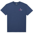 Load image into Gallery viewer, HUF Giga Melt Triple Triangle T Shirt Mens Tee Insignia Blue