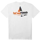 Load image into Gallery viewer, HUF Giga Melt Triple Triangle T Shirt Mens Tee White