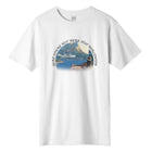 Load image into Gallery viewer, HUF Glad You're Not Here T-Shirt White
