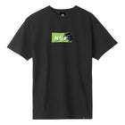 Load image into Gallery viewer, HUF GODZILLA BAR LOGO T-SHIRT Black