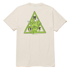 Huf Green Buddy Triple Triangle T-Shirt