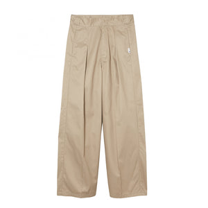 HUF Harlem Wide Pant Womens Trouser Beige