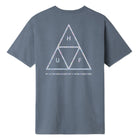 Load image into Gallery viewer, HUF Hologram T-Shirt Blue Mirage