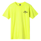 Load image into Gallery viewer, HUF Hoods T-Shirt Mens Printed Tee Hot Lime