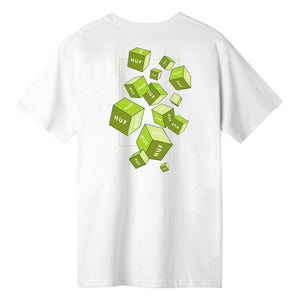HUF HUF 3D Box T-Shirt White