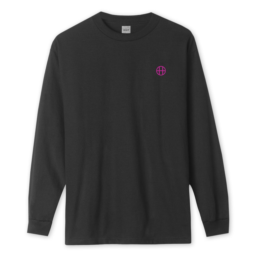 HUF HUF Erotica Long Sleeve T-Shirt Black