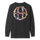 Load image into Gallery viewer, HUF HUF Erotica Long Sleeve T-Shirt Black