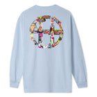Load image into Gallery viewer, HUF HUF Erotica Long Sleeve T-Shirt Light Blue