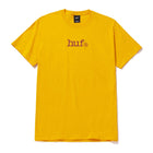 Load image into Gallery viewer, HUF Huf Type T-Shirt Gold