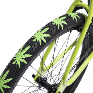 Huf X Cult Bike Black