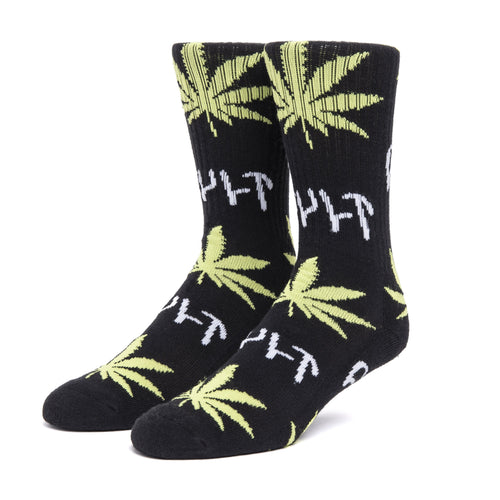 Huf X Cult Plantlife Sock Black