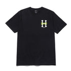 Load image into Gallery viewer, Huf X Cult T-shirt Black