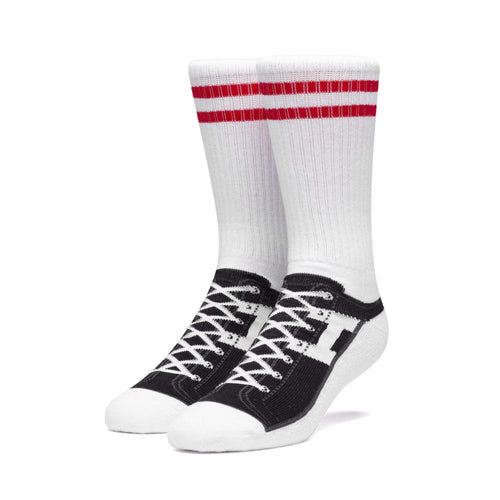 Huf Hupper 2 Socks Black