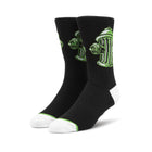 Load image into Gallery viewer, HUF Hydrant Sock Black