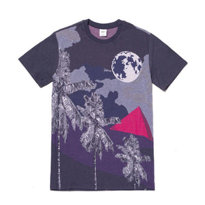 HUF Imaginary Jacquard Shirt Grape