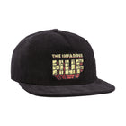 Load image into Gallery viewer, HUF Infamous HUF Snapback Hat Black