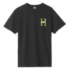 Load image into Gallery viewer, HUF itsaliving Classic H T-Shirt Mens Tee Black