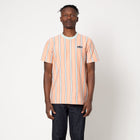 Load image into Gallery viewer, HUF Jerome YDS Short Sleeve Knit Coral Pink
