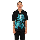 Load image into Gallery viewer, HUF LA-Fleur-Short-Sleeve-Woven-Shirt LS Shirt
