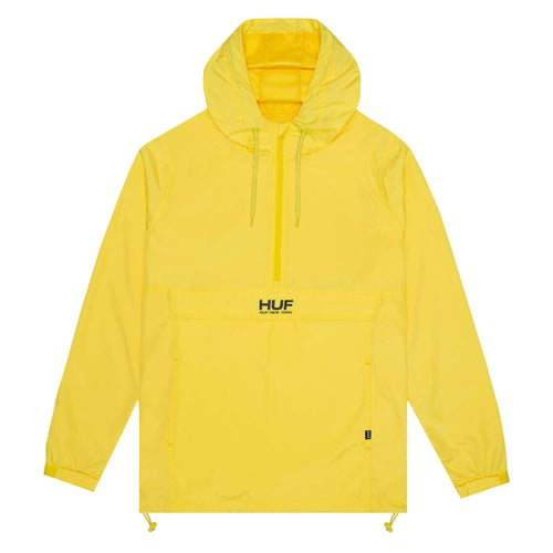 HUF Liberty Anorak Aurora Yellow