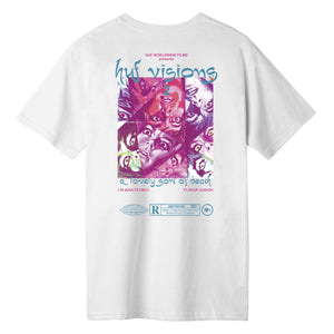 HUF Lovely Sort T-Shirt White
