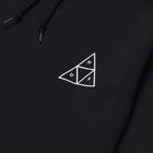 Load image into Gallery viewer, HUF Lupus Noctem Pullover Hoodie Black