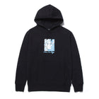 Load image into Gallery viewer, HUF Make Em Cry 1984 Pullover Hoodie Black