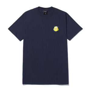 HUF Make Em Cry Dude T-Shirt French Navy