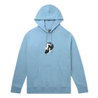 Load image into Gallery viewer, HUF Mans Mind Hoodie Greek Blue