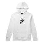 Load image into Gallery viewer, HUF Mans Mind Hoodie White