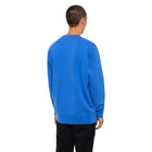 Load image into Gallery viewer, HUF Marka Supply Crew Mens Sweater Nebulas Blue