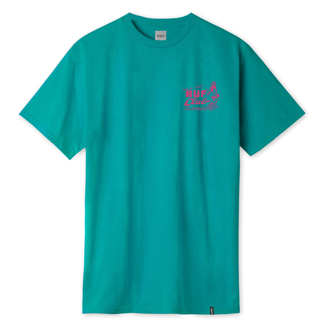 HUF Match Stick T-Shirt Biscay Bay