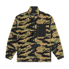 Load image into Gallery viewer, HUF Milton Rev Polar Fleece Jacket Mens Jacket Tiger & Camo