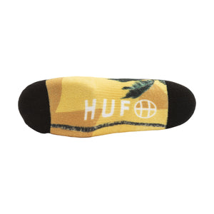 HUF Mirage Sock Banana