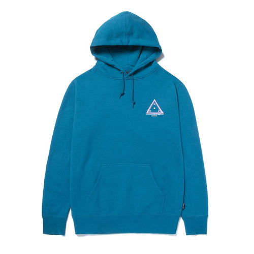 HUF Moons Pullover Hoodie Bold Teal