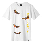 Load image into Gallery viewer, HUF MOTHRA T-SHIRT White