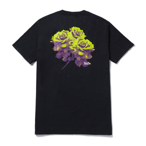 HUF Neu Rose T-Shirt Black
