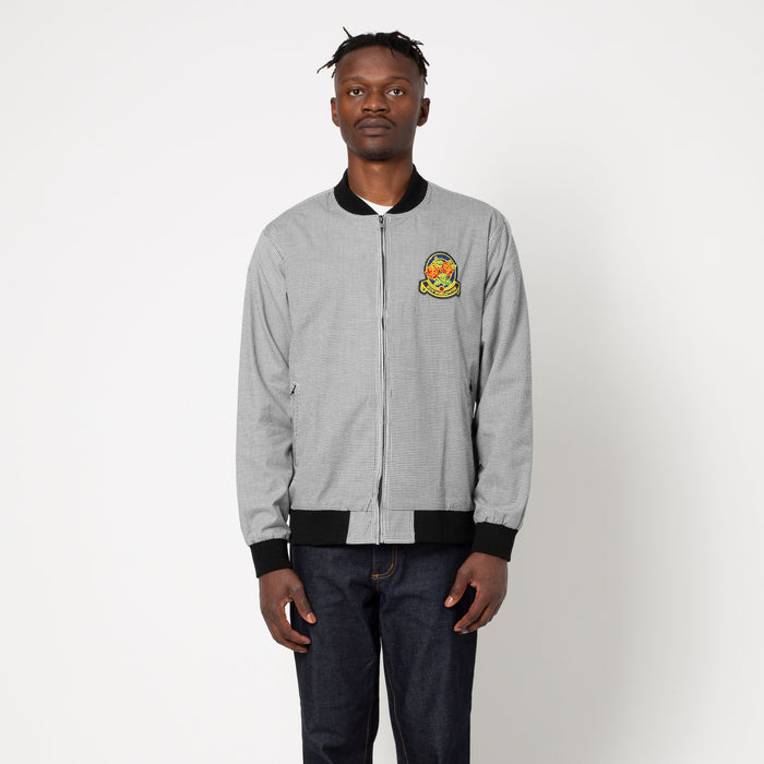 HUF Newport Jacket Black